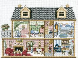 Permin Scandinavian art needlework
