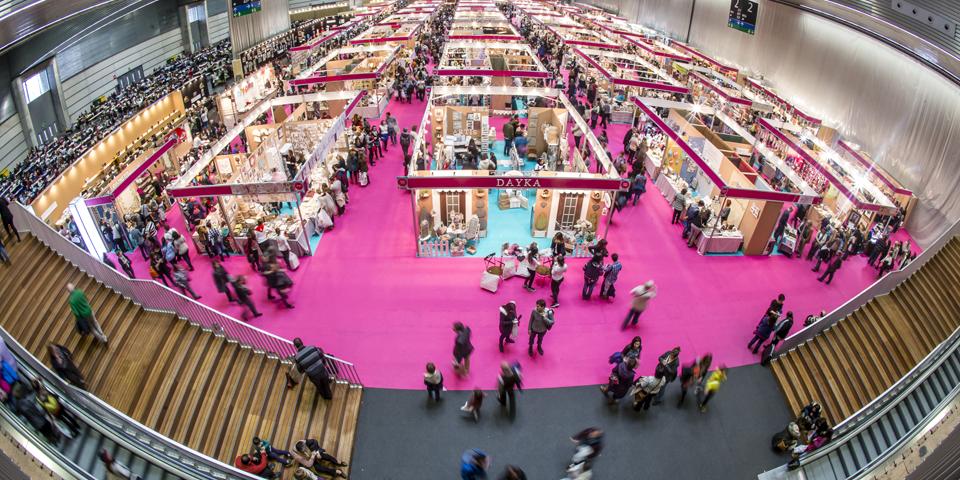 Sorteo de dos entradas Salón Tendencias Creativas Bilbao